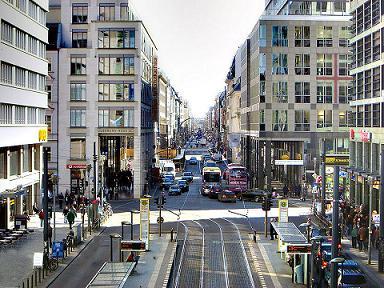 friedrichstrasse berlin