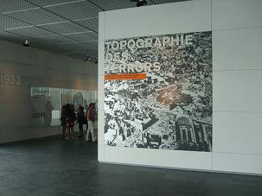 Topographie des Terrors, Berlin