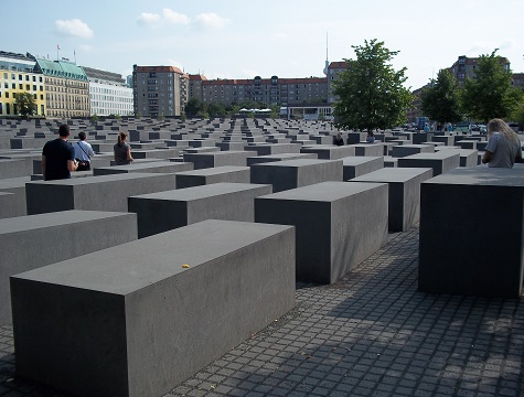 holocaust monument berlin, picture Redfag.info
